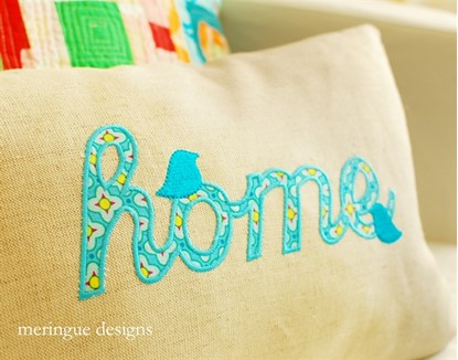 Picture of Home Applique