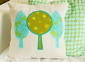 Picture of Funky Forest Applique