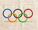 Picture of Olympic Rings