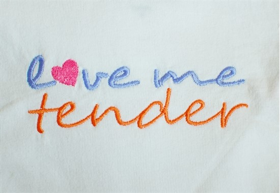 Picture of Love Me Tender