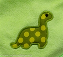 Picture of Dinosaur Applique