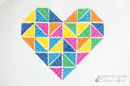 Picture of Triangle Heart