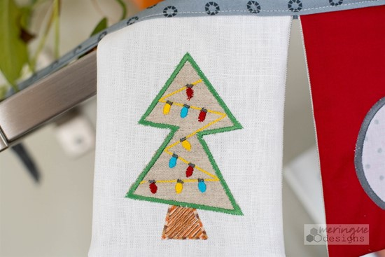 Picture of Aluminum Christmas Tree 003