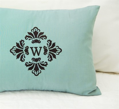 Picture of Damask Monogram