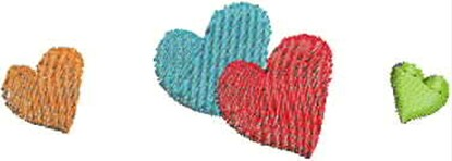 Picture of Mini Hearts