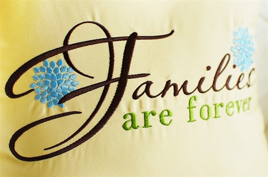 Picture of Families are Forever