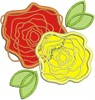 Picture of Corsage of Roses