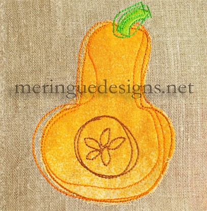 Picture of Scribbled Butternut Squash