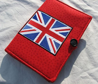 Picture of British Flag Applique