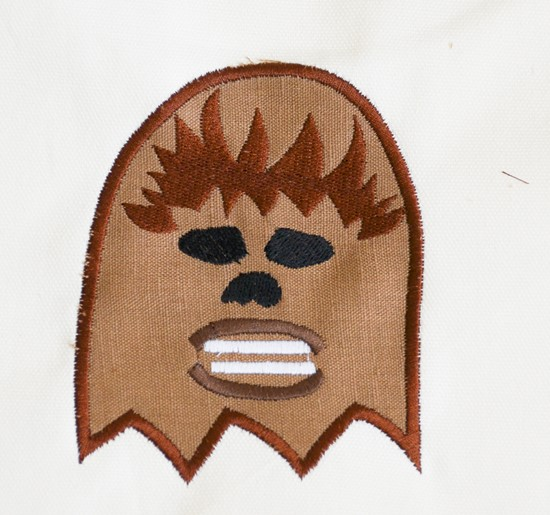 Picture of Star Wars Chewbacca